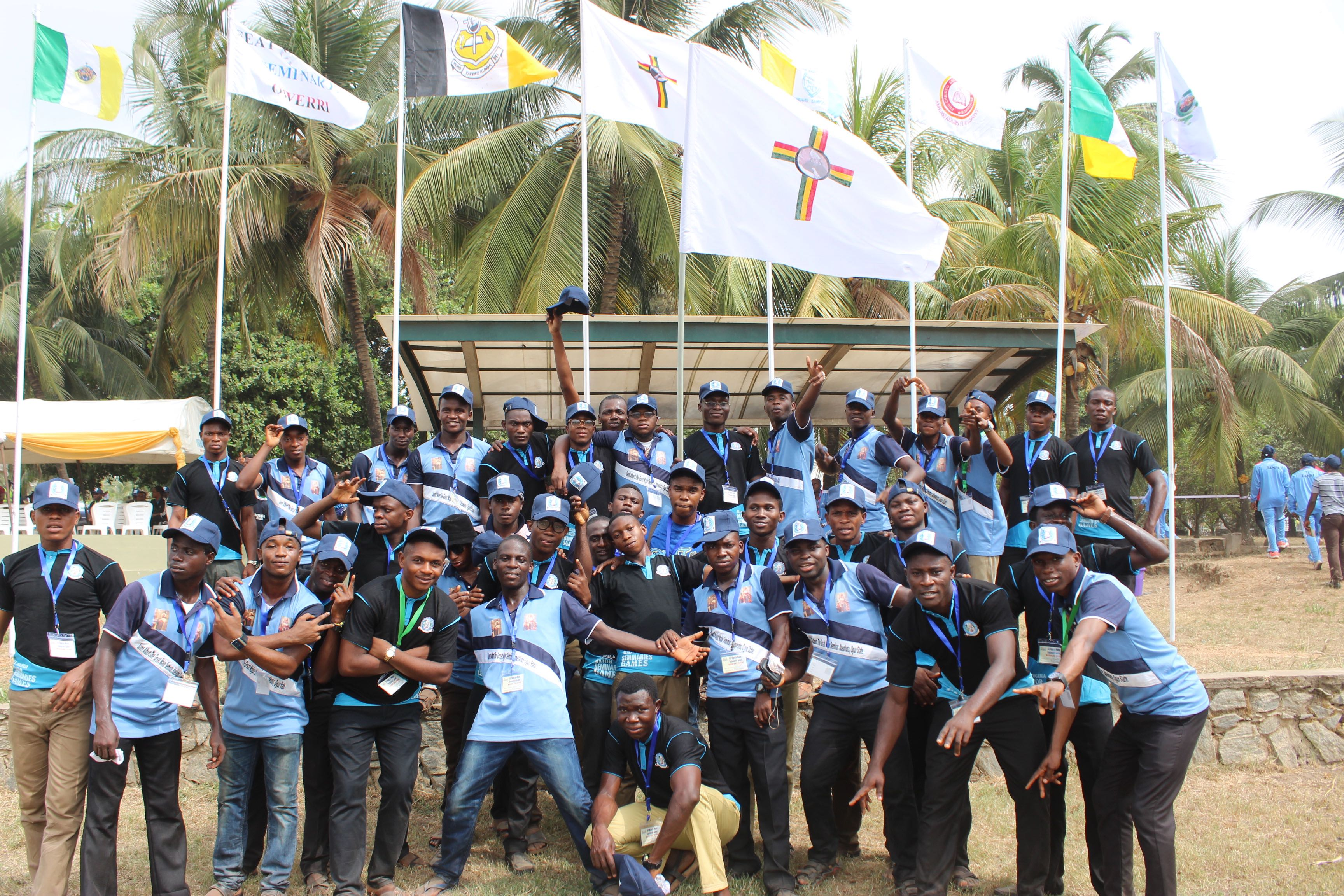 The seminary participated in the 20th All Nigerian Major Seminaries Games