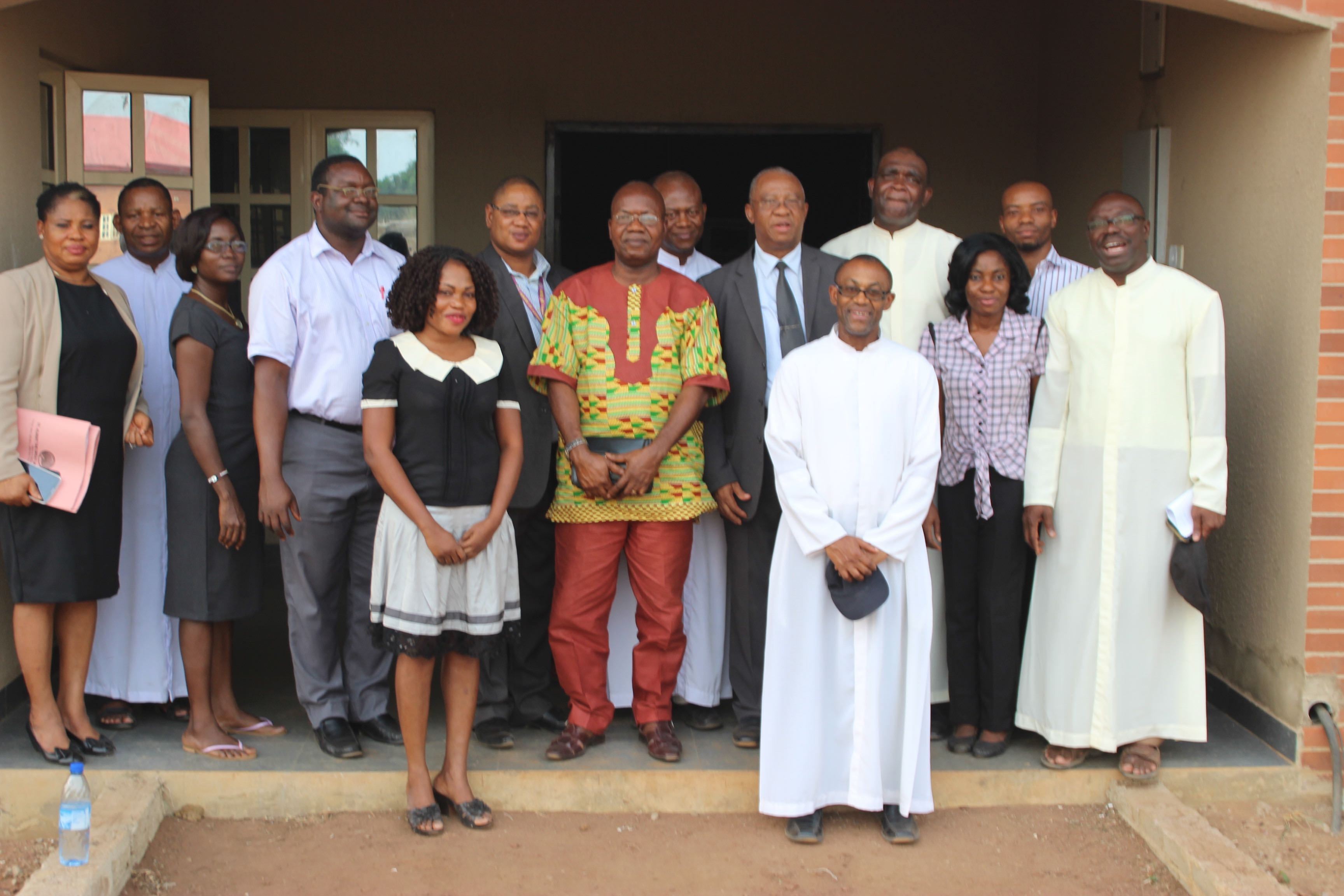 Resource Verification Visit by the Visitation Panel of University of Benin