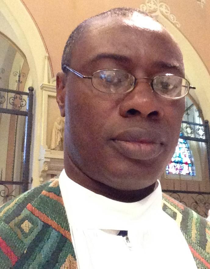Rev. Fr. Christopher Ojeaga